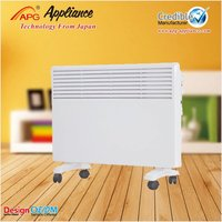 IPX4 water proof electric wall heater