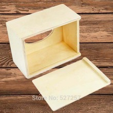 Hot Sale Eco-friendly Wooden Tissue Box Holders With Home Decoration