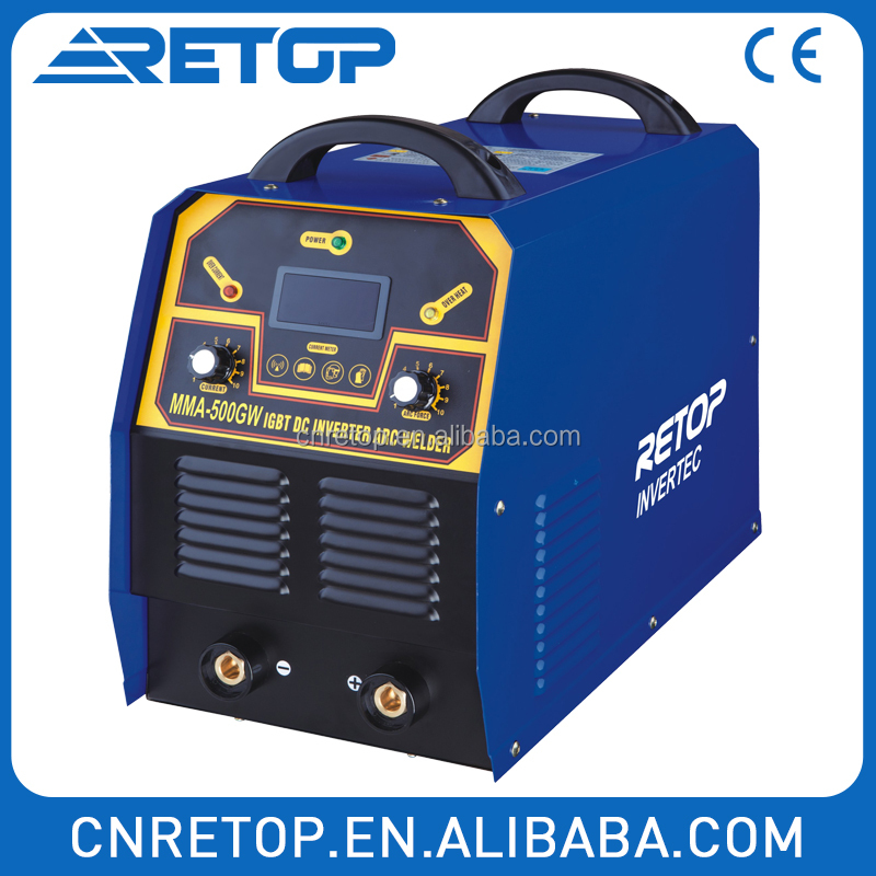 Advanced IGBT MMA 315GW DC ARC Welder 200a inverter mma welding machine