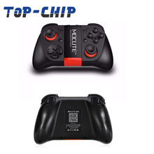 MOCUTE Wireless Game Controller BT Gamepad 360 VR Game IOS Android Joystick Rechargeable Remote For Smart Phones PC