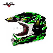 DOT Standard custom motorcycle helmet for wholesale