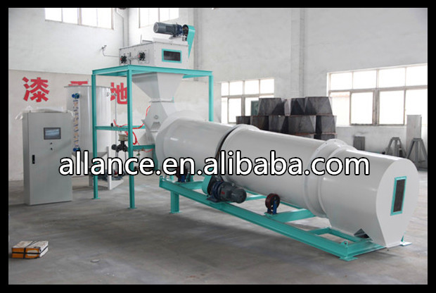 Drum Feed Oil Sprayer for feed production and processing machine line