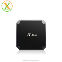 2017 mini TV box X96 Android7.1 Amlogic S905W 4K*2K Quad Core 2G + 16G Streaming Media Player tv box X96mini