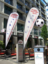 Outdoor Flying Banner&Teardrop Signs & Sail Feather Banner