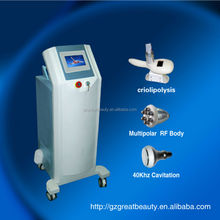 portable cryolipolyse slimming machine