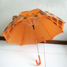 SHENGMING Fashion Design Promotion Kids Animal Umbrellas Rain Umbrella