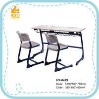 HY-0429 double modern college/high school furniture made in China