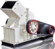 Small gyratory coarse hammer crusher
