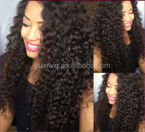100 Soft Lace Front wig full wigs 100% Human Remy Hair natural color