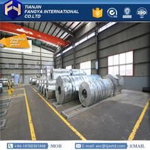 Multifunctional high quality zero spangle galvanized steel coil fs a steel coil with great price