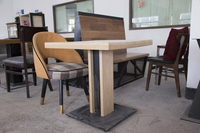 Modern luxury exotic dining table