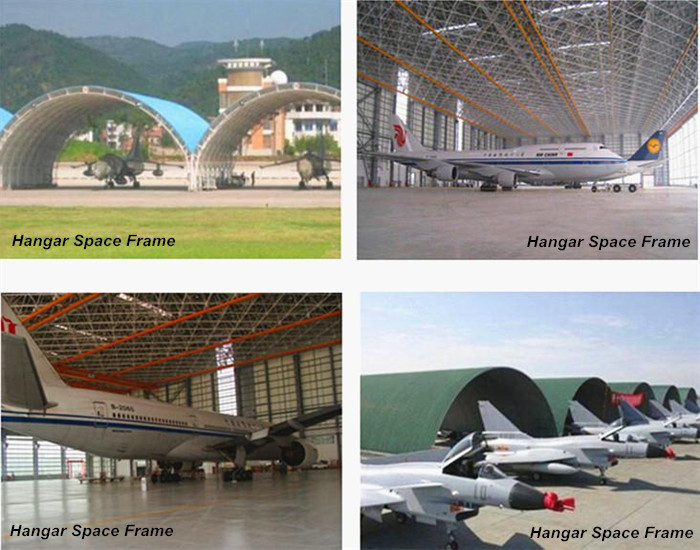 Prefabricated Low Price Construction Hangar Prices