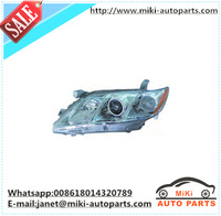 head light for toyota camry 2008 auto spare parts usa version