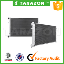 Brazed Aluminum Core Radiator For Volkswagen R32 2008