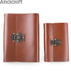 L282 a6 size printing custom hard cover leather notebook,custom genuine leather notebook,custom faux leather notebook