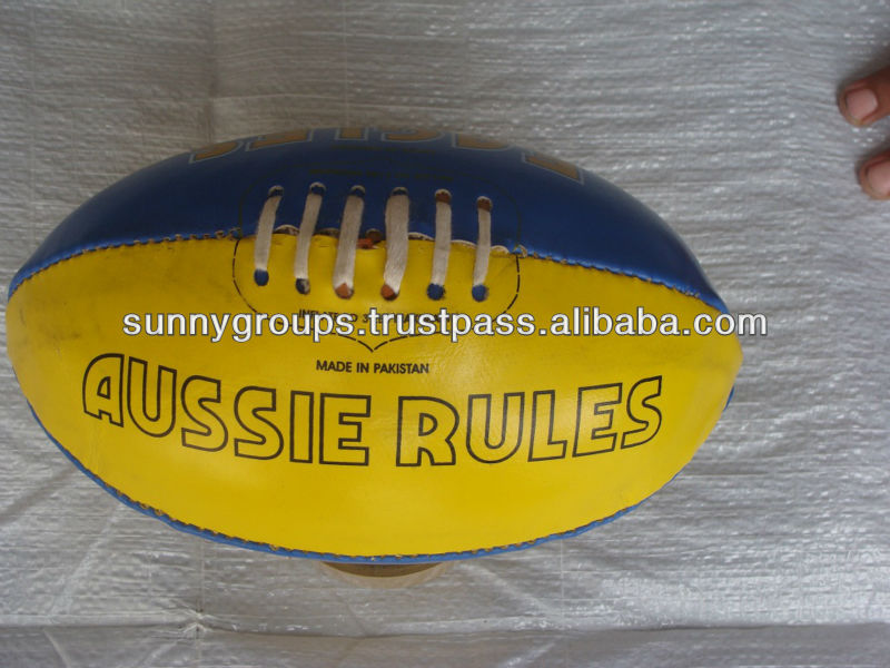 Australian Rugby Ball / Aussie Rules Football