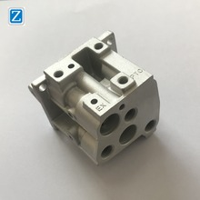 custom OEM high precision turning machining milling machine drilling cnc anodizing aluminium alloy die casting auto part