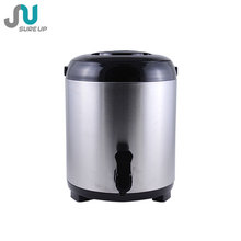 China factory one tap stainless steel water jug cooler thermal water jar with faucet(WSUA)