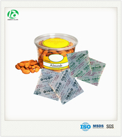 Oxygen absorbing packets for rice doughnuts tea coffee spices nuts moon cake used