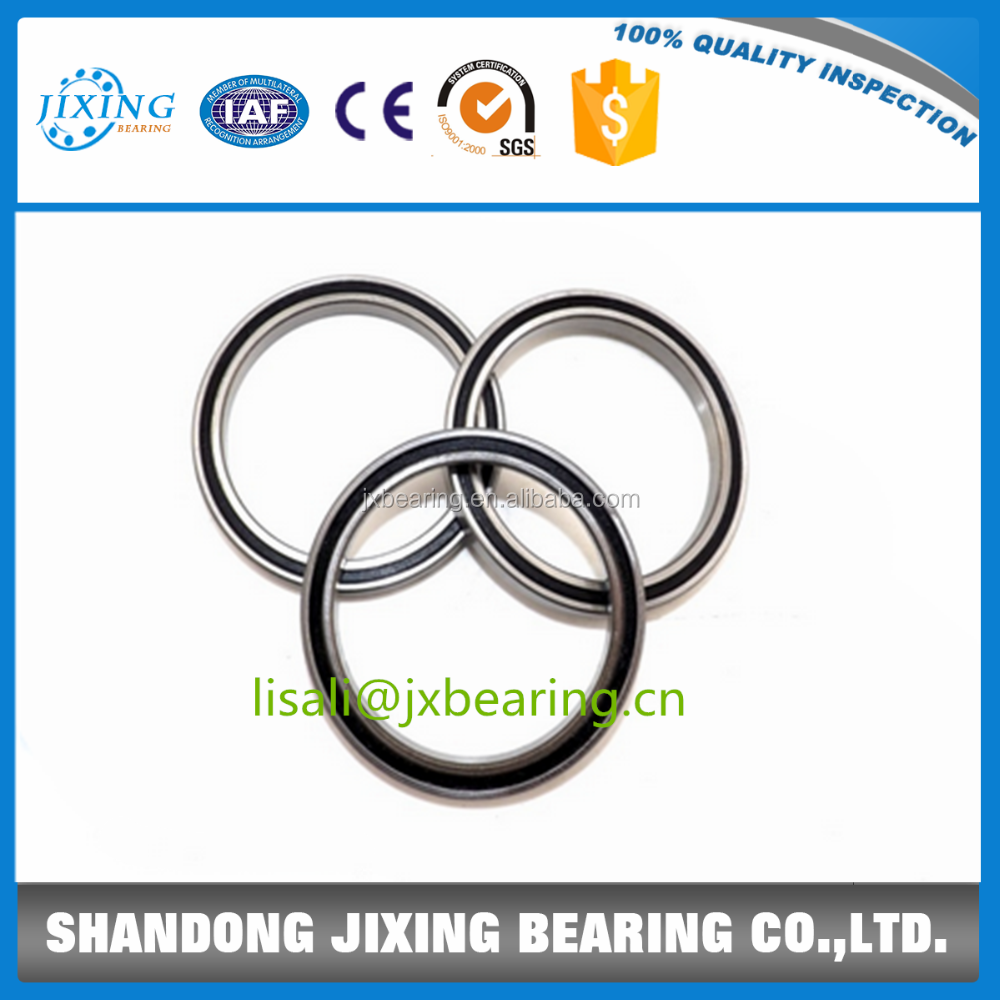 bicycle fork bearings 61818 deep groove ball bearing with low price