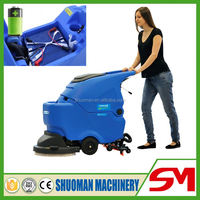 Multifunctional and Low-Speed battery powered industrial vacuum cleaner