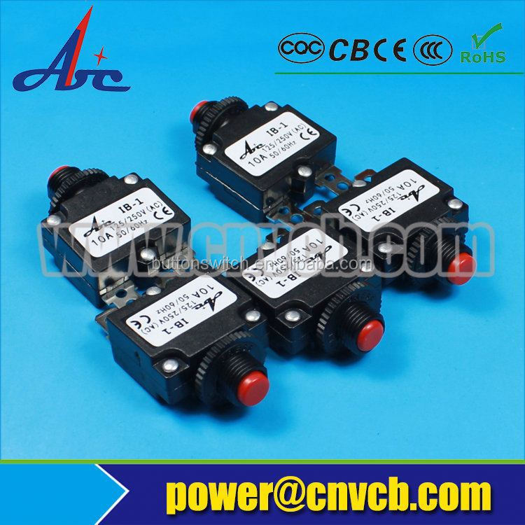 Best quality(original supplier) motorcycle/automotive thermal overload protector switch Motor Overload Switch