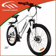 36v10ah lithium battery electric mountain bike LMTDF-31L