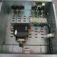 Stainless steel enclosure IP66 distribution box / electrical distribution box / metal elctrical box