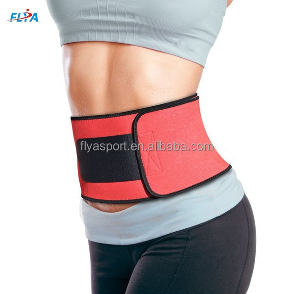 Professional Workout Waist Trimmer Belt for Men and Women manufacturer in China