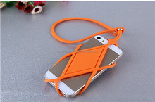 hot sale mobile phone universal silicon bumper case for many phone models