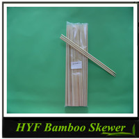 outdoor barbecue skewers bbq bamboo sticks for sale