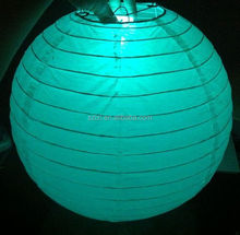 16 inch Light Up Paper Lantern with LED light