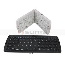 PC Laptop Folding Wireless Bluetooth Keyboard for iPad/Android System