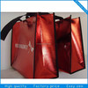 foldable promotional bags non woven foldable tote bag oil cloth bags