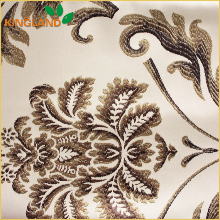 100% Polyester New Design Curtains Fabrics Textiles