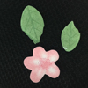 Nature fruit and cherry flower shape face mask