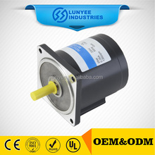 3 Phase Electric Concrete Vibrator AC Induction Gear Motor