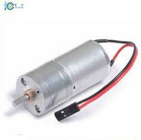 3V 66rpm/6V 133rpm/ 12V 258rpm 370 Planetary geared motors with all metal gear for Robotic machinery