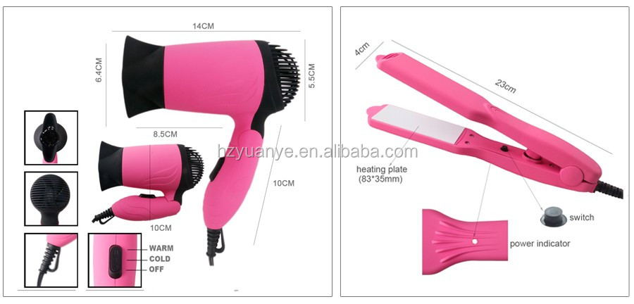 Wholesale Portable Rubber finish Hair Styling Product