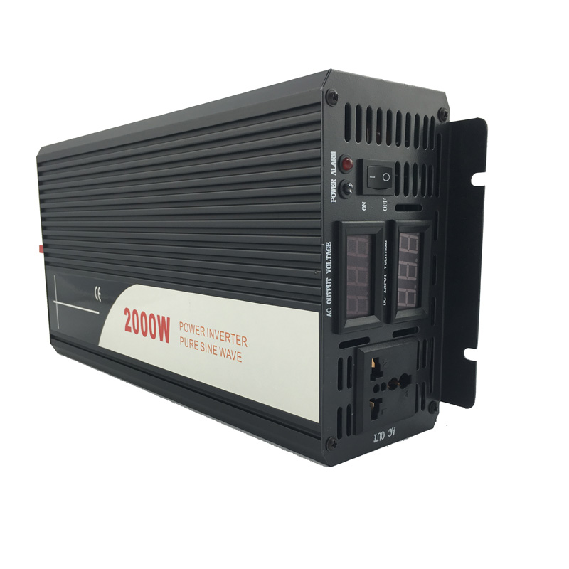 Promotional Over Voltage Recovery 2000w Inverter With Charger