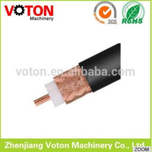 made in voton free samples factory price RG58 RG59 RG6 RG7 75ohm CCTV Power Coaxial Cable