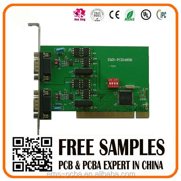 Electrical pcba printed circuit board,Control panel pcba factory