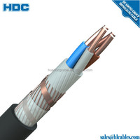 0.6/1kV 3x16 + 1.5 3x35 + 16 RM/RE 3x70 + 35 SM/RM 3x120 + 70 E-YY underground cables with PVC insulation and PVC sheath