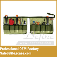 Garden Storage Canvas Manufacturer Bucket Caddy Tool Organizer
