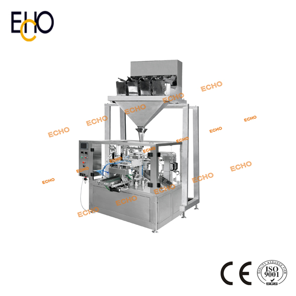 Sugar Packing Machine with Stand-up Bag