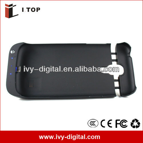 Wholesale Hot Sale External Battery for Samsung Galaxy S4 mini , backup battery for Samsung