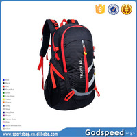 fashion travel bag with shoe compartment,backpack travel bag,cartoon travel luggage bag
