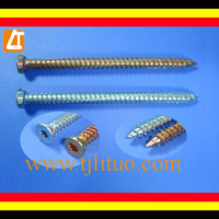 Countersunk Flat Head Window Frame concrete torx flat concrete screw