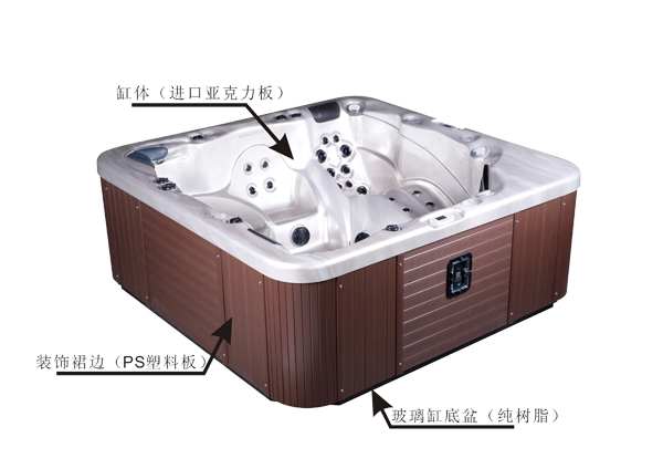 Latest New Model Square Portable Elderly Walk In Bathtub Buy Square Portabl