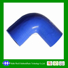 45 degree bend auto rubber hose of china manufacturer
